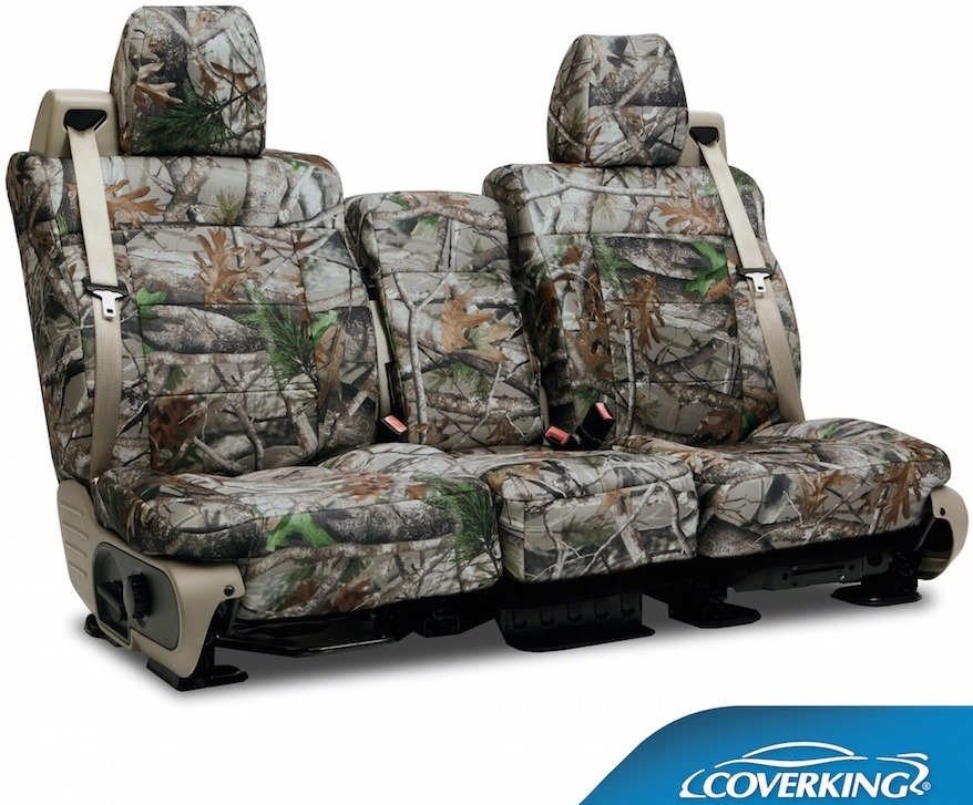 Coverking Next Camo Seat Covers
