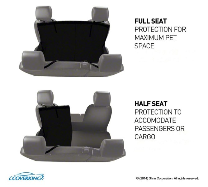 Coverking Pet Seat Protectors