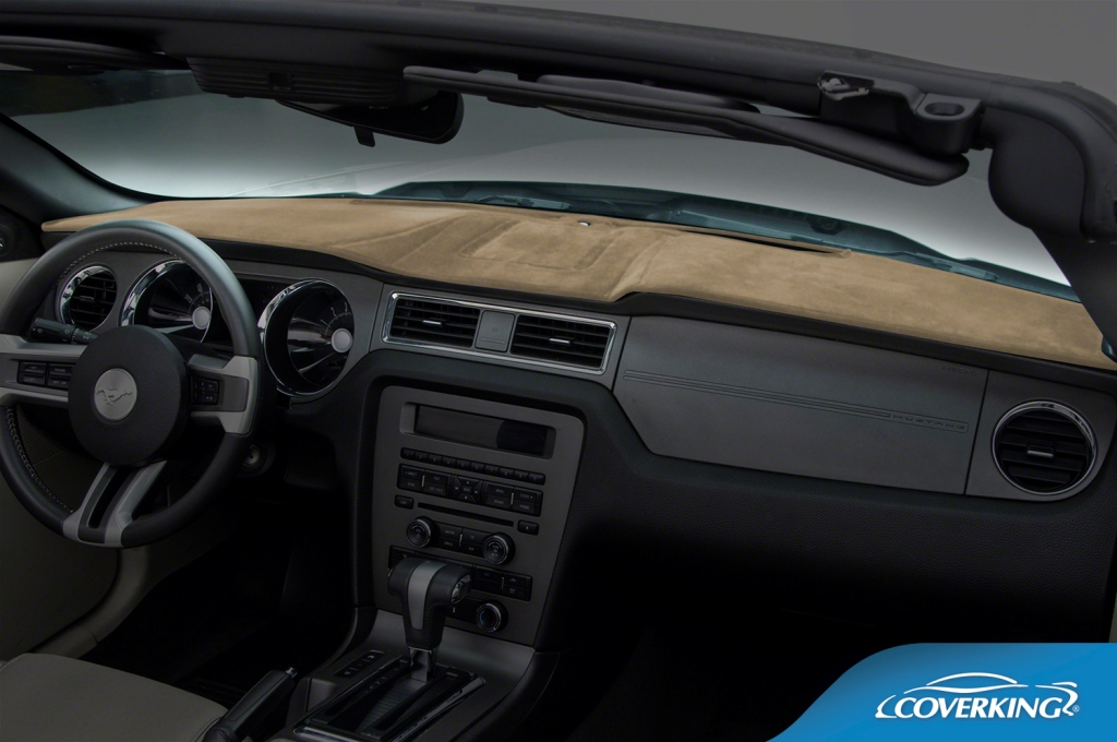 Coverking Suede Dash Covers