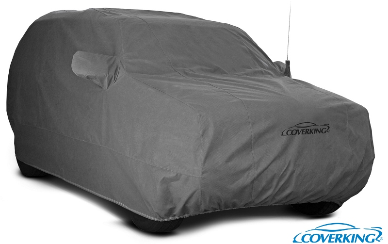 Tiguard Car Cover Coverking
