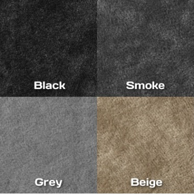DashMat Suede Color Samples