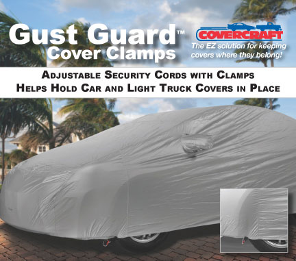 Gust Guard Car Cover Tie Down