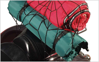 Spidy Gear ATV Motorcycle Cargo Web