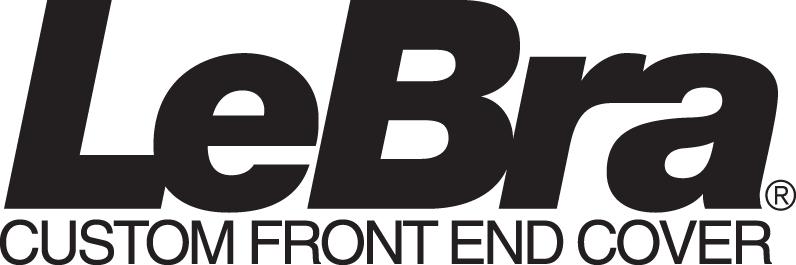 LeBra Front End Cover Mazda Protege Black,55839-01 Vinyl